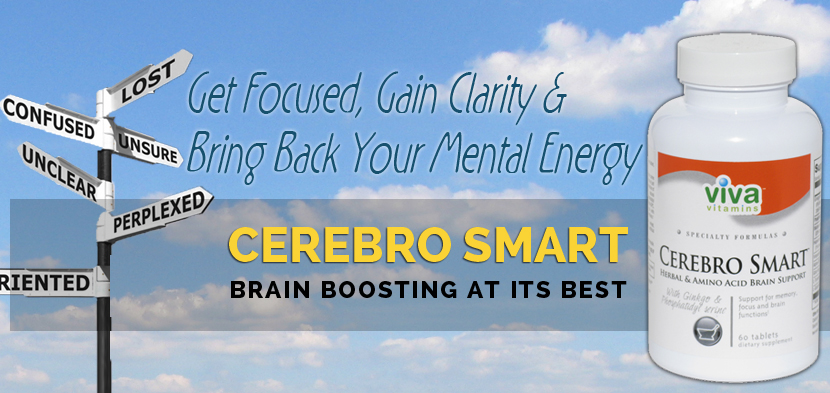 Cerebro Smart Vitamins for the brain