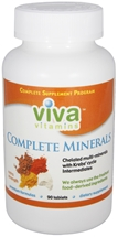 Complete minerals Extra strength