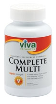 Complete Multi - Regular Strength (210 tabs)